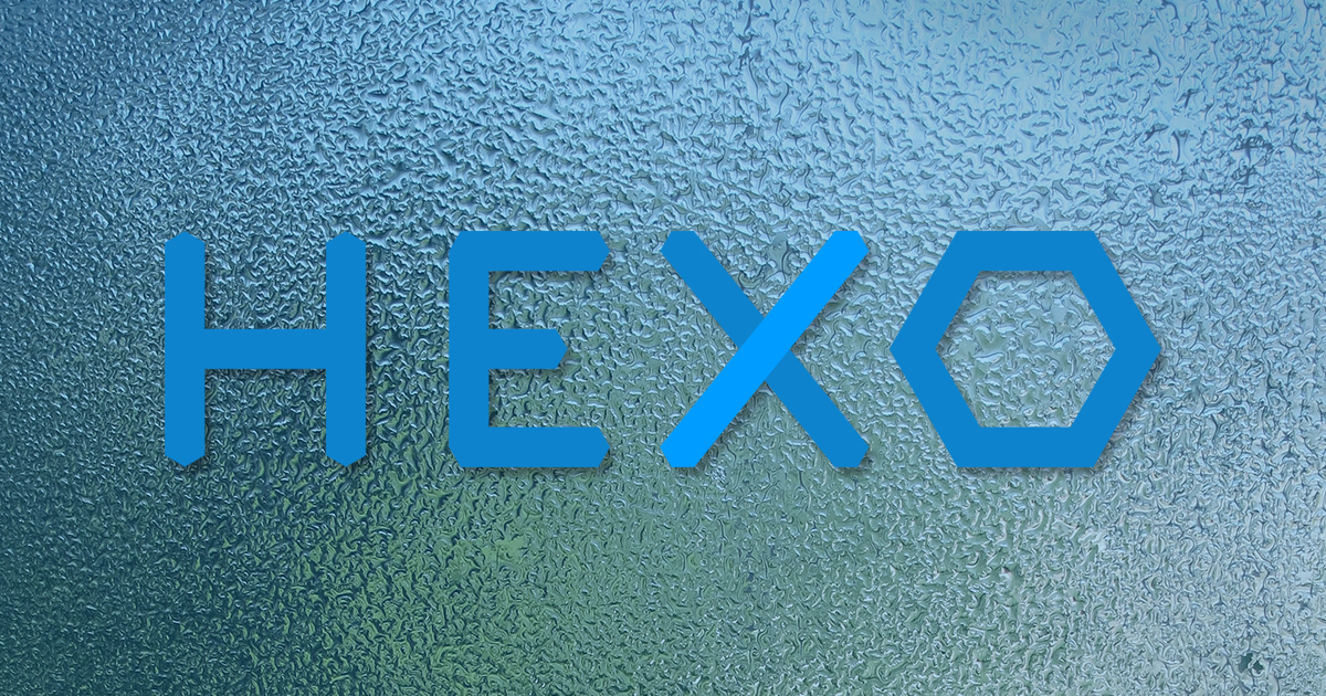 Why I chose Hexo for my Technical Blog